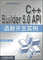 C++ Builder 5.0 API 函数开发实例[按需印刷]