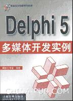 Delphi 5 多媒体开发实例[按需印刷]