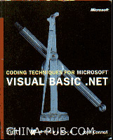 Coding Techniques for Microsoft Visual Basic .NET(影印版)