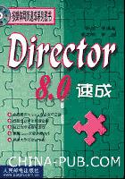 Director 8.0速成[按需印刷]