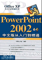PowerPoint 2002中文版从入门到精通[按需印刷]
