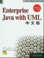 Enterprise Java with UML中文版