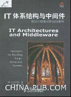 IT体系结构与中间件――建设大型集成系统的策略