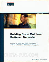 Building Cisco Multilayer Switched Networks原版进口