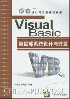 Visual Basic数据库系统设计与开发
