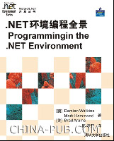 .NET环境编程全景