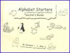 英语字母起步教师用书