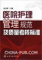 (赠品)医院护理管理规范及质量考核标准