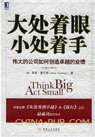 (赠品)大处着眼,小处着手:伟大的公司如何创造卓越的业绩