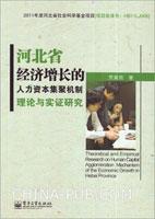 河北省经济增长的人力资本集聚机制理论与实证研究
