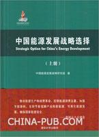 中国能源发展战略选择(上、下册)