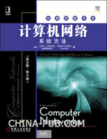 (赠品)计算机网络:系统方法(英文版.第5版)
