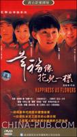 [特价书]幸福像花儿一样:石钟山军旅系列(4HDVD)(孙俪、邓超主演)