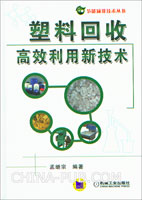 塑料回收高效利用新技术(精装)