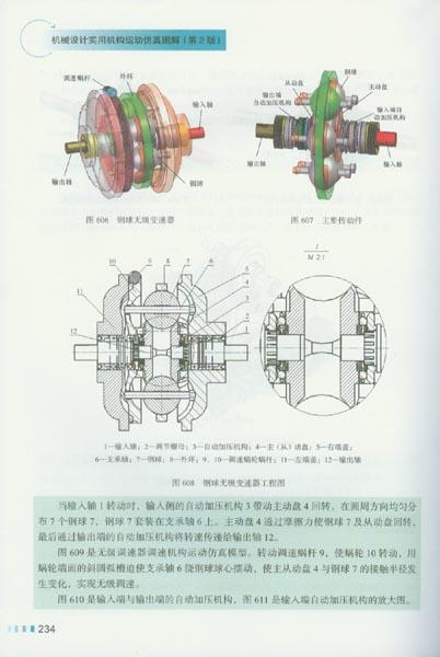 机械设计实用机构运动仿真图解(第2版)(全彩)
