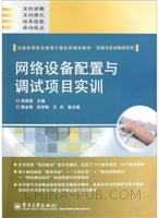 (特价书)网络设备配置与调试项目实训