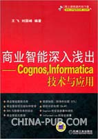 商业智能深入浅出――Cognos,Informatica技术与应用