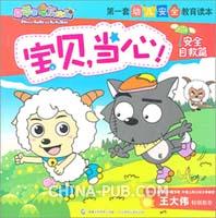 喜羊羊与灰太狼第一套幼儿安全教育读本-宝贝,当心!家庭安全篇