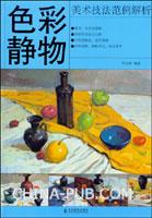 (特价书)美术技法范例解析.色彩静物