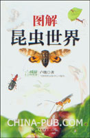 (特价书)图解昆虫世界(全彩)