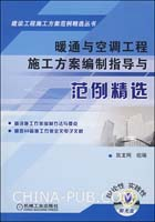 暖通与空调工程施工方案编制指导与范例精选含(1CD)