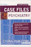CASE FILES PSYCHIATRY临床案例分析系列-精神病学