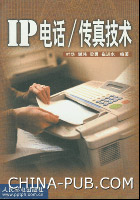 IP电话/传真技术[按需印刷]