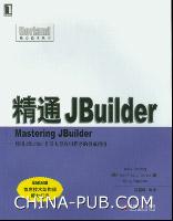 精通Jbuilder[按需印刷]