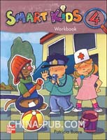 Smart Kids 4: Workbook(聪明宝宝4:练习册)