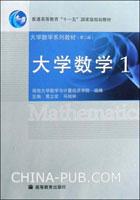 大学数学(1大学数学系列教材)