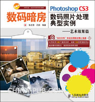 (赠品)Photoshop CS3数码照片处理典型实例.艺术效果篇