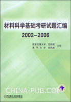 材料科学基础考研试题汇编2002-2006