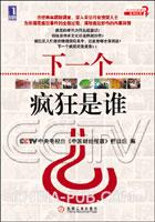 [特价书]下一个疯狂是谁(打开经济问号系列-中央电视台《中国财经报道》栏目组)(china-pub全国首发)