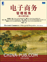 电子商务:管理视角(原书第5版)(china-pub全国首发)