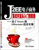 (赠品)J2EE电子商务系统开发从入门到精通--基于Struts和Hibernate技术实现(配光盘)