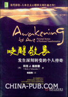 (特价书)唤醒敬畏:发生深刻转变的个人传奇