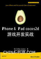 iPhone & iPad cocos2d游戏开发实战
