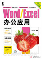 Word/Excel办公应用
