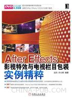 After Effects影视特效与电视栏目包装实例精粹[图书]