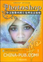 (特价书)Photoshop 中文版数码照片处理技法精粹