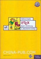 [特价书]Latex Einfuehrung Band 1(德文原版进口)