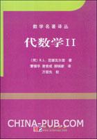 (特价书)代数学II