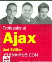 (赠品)Professional Ajax(图灵英文影印图书赠品)