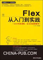 Flex从入门到实践(12小时高清晰、交互式视频教学)