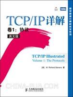 TCP/IP详解. 卷1,协议(英文版)(TCP/IP领域的经典之作,案头必备)(china-pub首发)