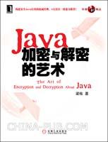 Java加密与解密的艺术(构建安全Java应用的百科全书和权威经典,5大社区推荐)(版权输出至台湾)