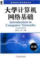 (特价书)大学计算机网络基础(第2版)