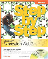 (赠品)Microsoft Expression Web 2 Step by Step