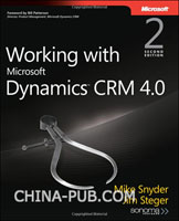 (赠品)Working with Microsoft Dynamics CRM 4.0