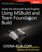 (赠品)Inside the Microsoft Build Engine: Using MSBuild and Team Foundation Build